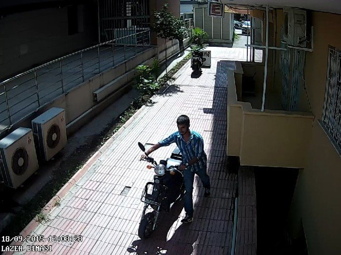 Seri Bisiklet Hırsızı Yakalandı