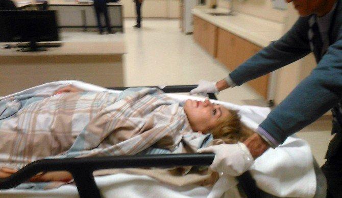 Falcı Kadın Bıçaklı Saldırıya Uğradı