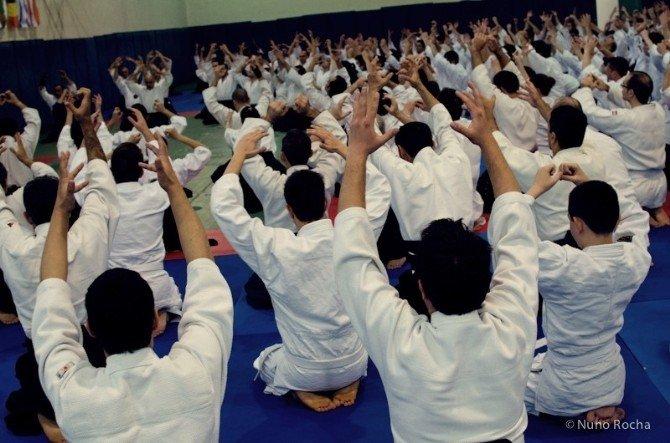 Aikidocular Eğitimleri İçin Ankara'da Buluşuyor