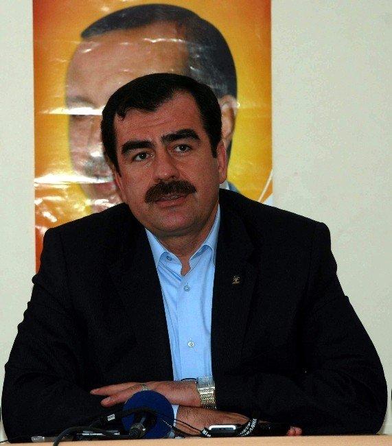 AK Partili Erdem'den Çiftçiye Müjdeli Haber