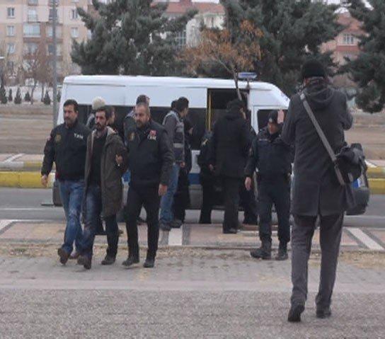Aksaray'da Terör Örgütü Operasyonu: 10 Gözaltı