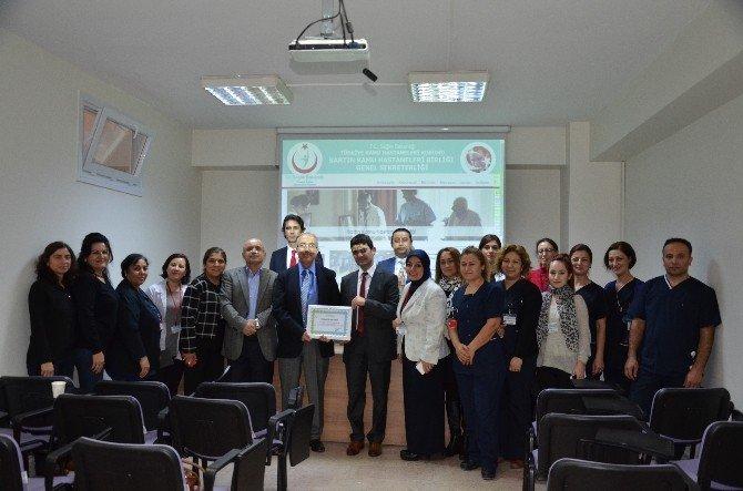 Hastane Personeline Proje Bilgilendirmesi