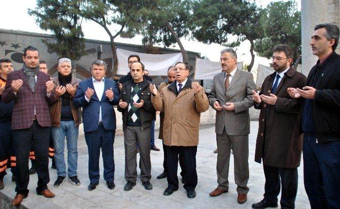 Aydın İHH'dan Türkmenlere Yardım Eli