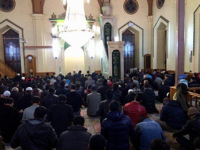 Aydın Ülkü Ocakları Mevlid Kandili'ni Kutladı