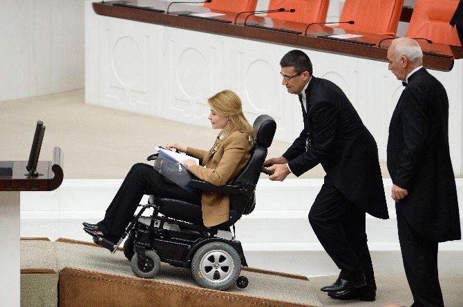 Engelli Vekil, Engelli İstihdamı İçin Çalışıyor...