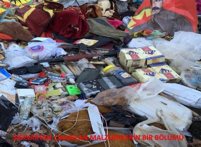 Bitlis'te Dört PKK'lı Etkisiz Hale Getirildi