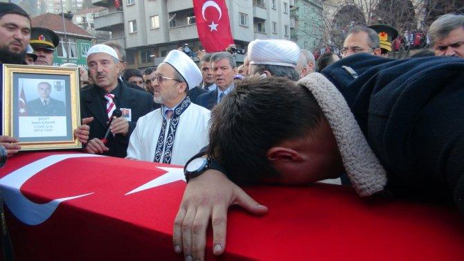 Şehit İslam Çakar'ın kardeşi de uzman çavuşluk için başvurmuş