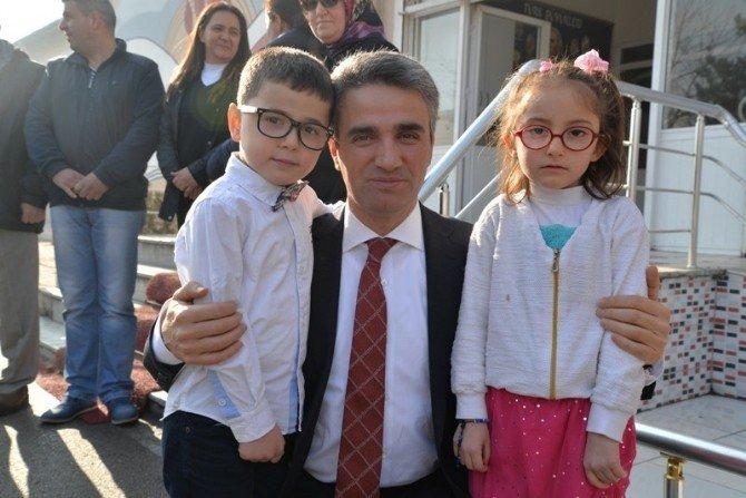 Bolu Valisi Baruş Okulları Ziyaret Etti