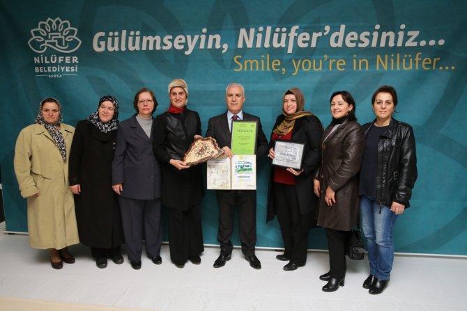 Nilüfer'den Bosna'ya yardım eli