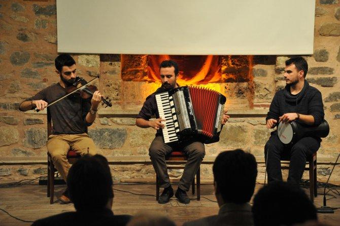 Akordeon ustaları Osmangazi'de buluştu
