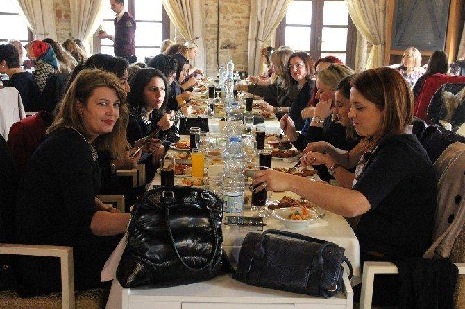 Gazi'nin Velileri Yemekte Buluştu