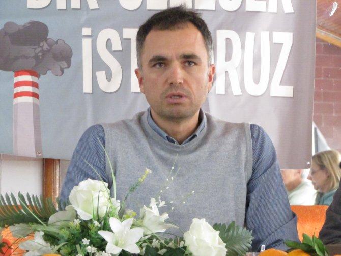 """""""Türkiye'de sadece Erzin'de yaşayan kertenkele korunma altına alınsın"""""""