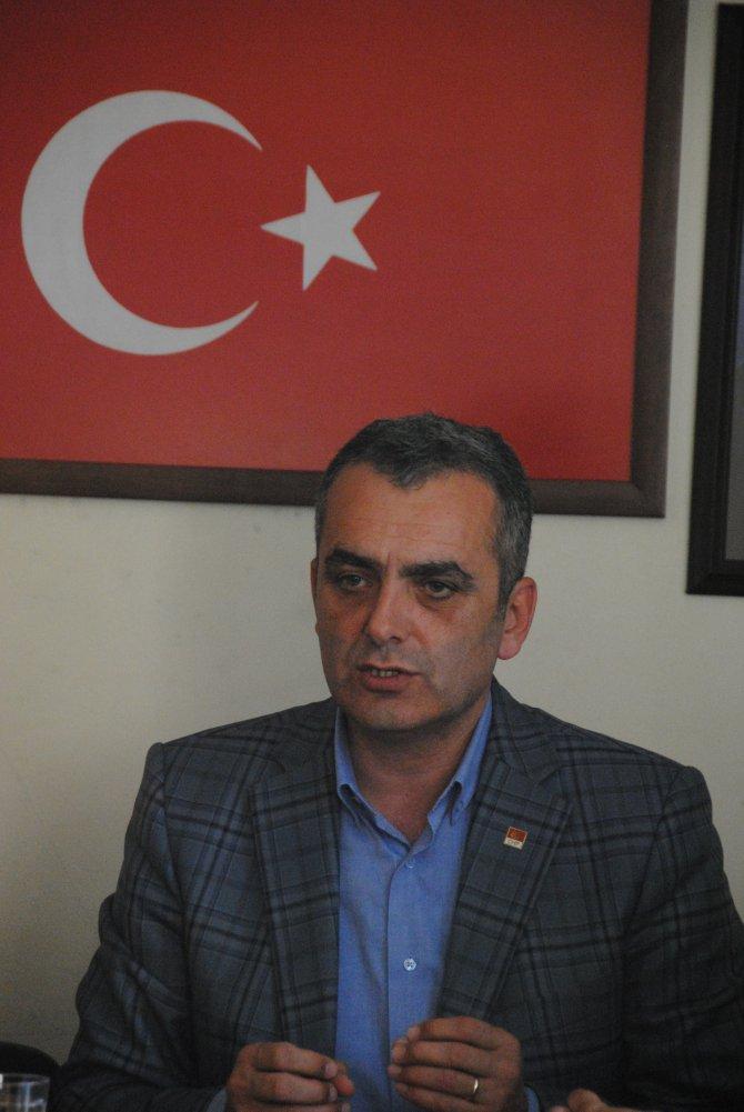 CHP İl Başkanı Esen: 2019'da Antalya Büyükşehir'i AKP'den almaya kararlıyız