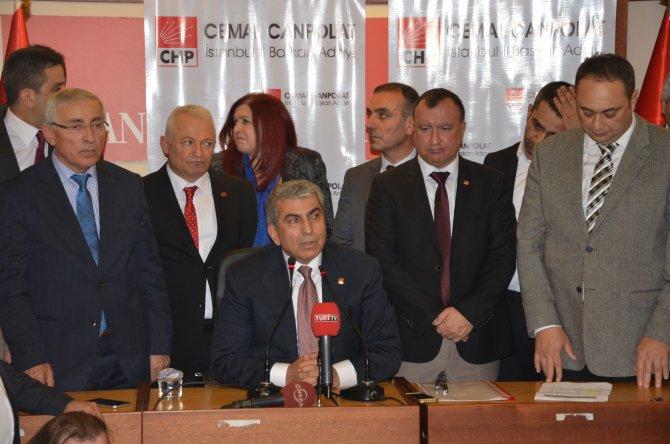 CHP'de İstanbul İl Başkanlığı için adayların yarışı başladı