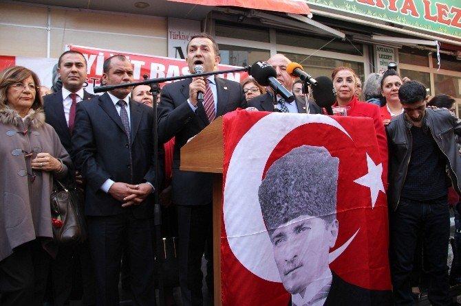 CHP İl Başkanı Özyiğit Yeniden Aday