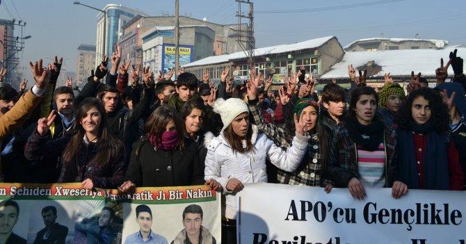 Yüksekovalı öğrenciler, okulları 3 gün boykot kararı aldı