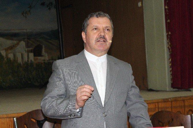 Elazığ'da 'Tazim Ve Muhabbet' Konferansı Verildi