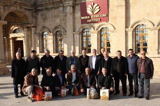 Sakaryalı Eğitimcilerden Mardin Çıkarması