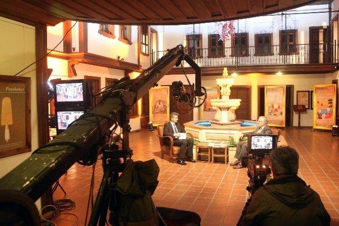 Eskişehir Ulusal Kanallara Stüdyo Oluyor