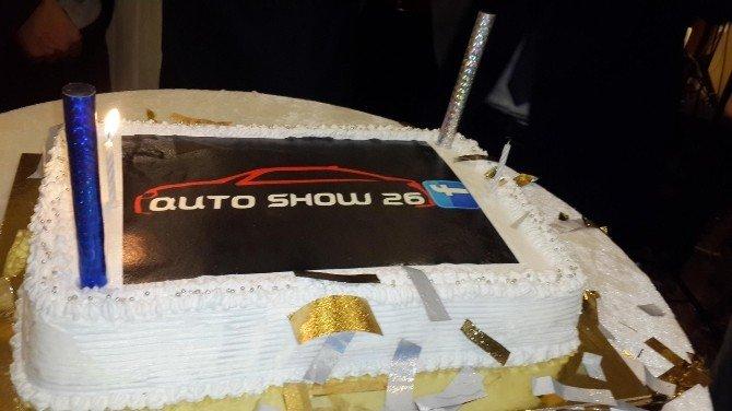 Auto Show 26 Kuruluşunun 1. Yılını Coşkuyla Kutladı