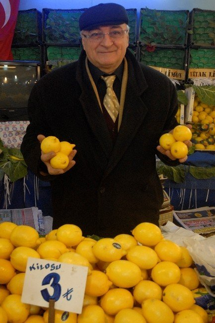Limonda Don Tehlikesi Esnafı Tedirgin Ediyor