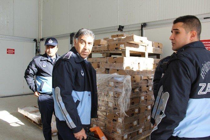 Eyyübiye Belediyesi'nden Kaçak ET Operasyonu