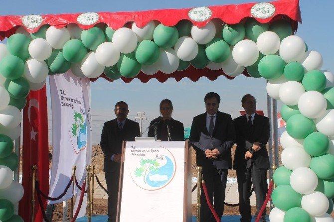 Mardin'deki GAP Ana Kanalın Açılışı Yapıldı
