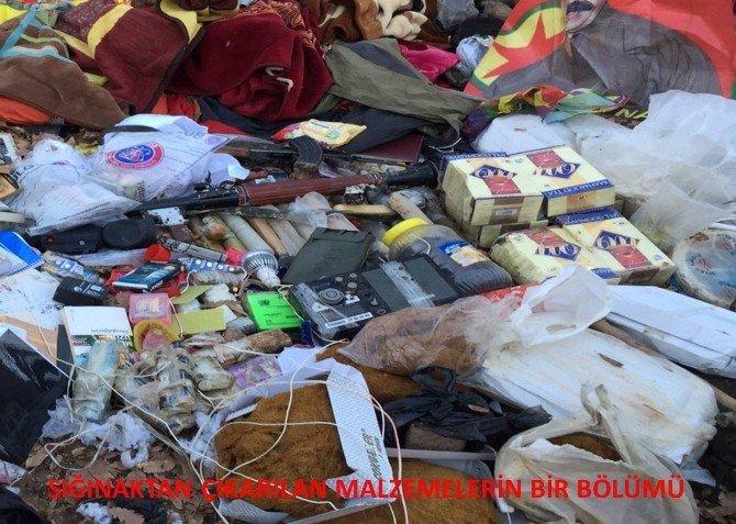 Bitlis'te Dört Terörist Etkisiz Hale Getirildi