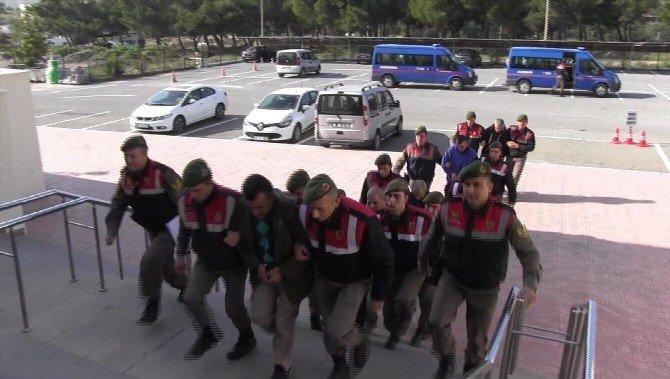 5 Organizatör Tutuklandı