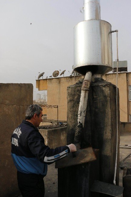 Haliliye'de Pide Fırınlarına Geniş Kapsamlı Denetim