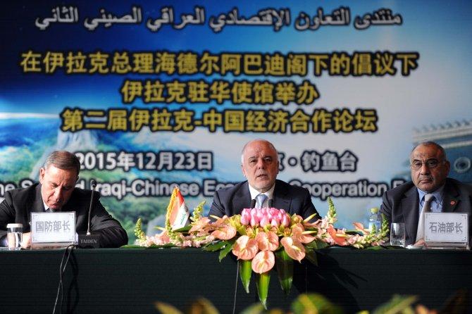Irak, Çin'den gelişmiş silah almak istiyor