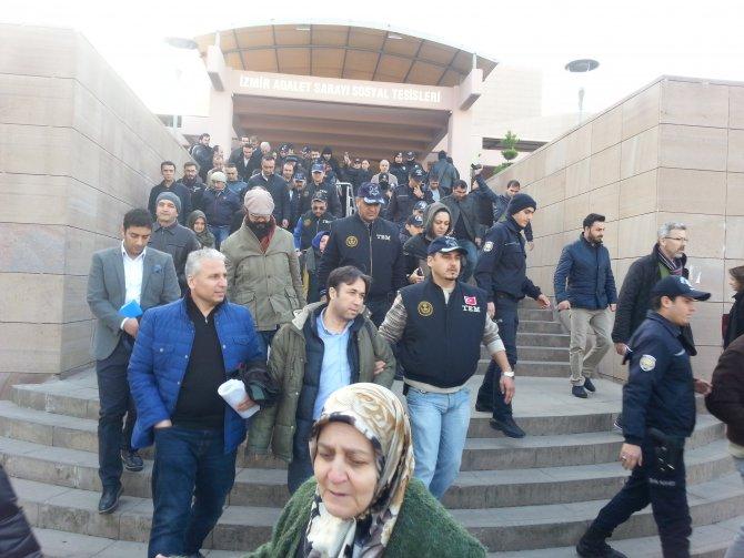 Burs, kurban, bağış operasyonunda 16 kişi serbest, 10 tutuklama