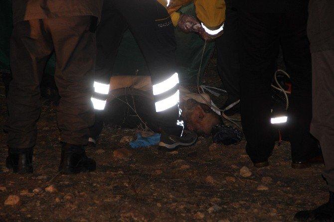 Yaşlı Adam Soğuktan Donarak Ölmüş Halde Bulundu