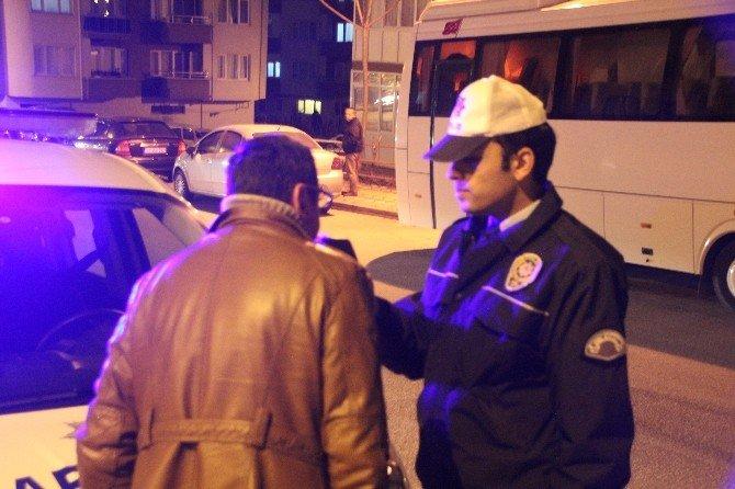 Bilecik'te Trafik Kazası 1 Yaralı