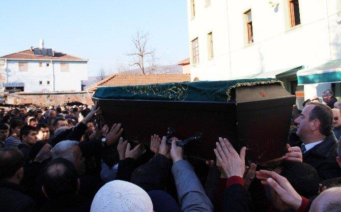 Muhammet Başkan Son Yolculuğuna Dualarla Uğurlandı