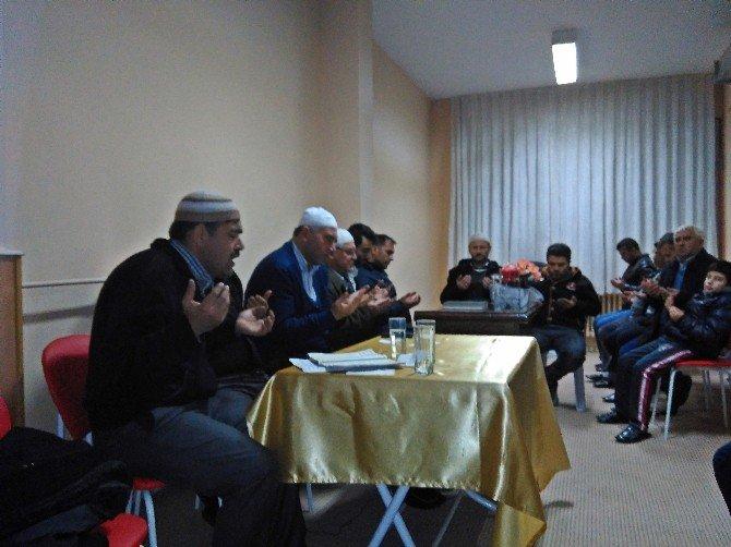 Kırka'da Mevlit Kandili Dolu Dolu Yaşandı