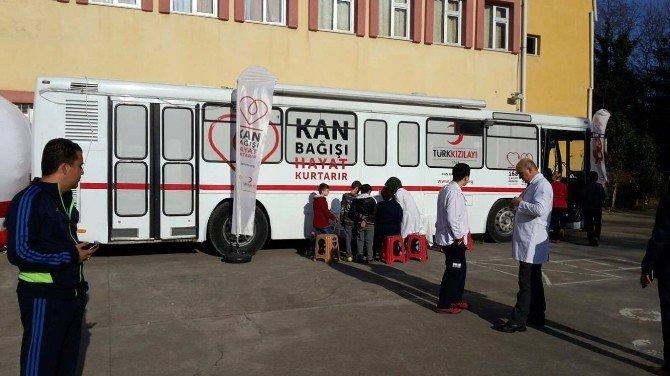 Fatsa'da Geleceğin Kan Bağışçılarının Kazanımı Projesi