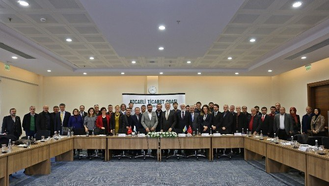 Kocaeli Ticaret Odası Üyelerine Bosna'daki Fırsatlar Anlatıldı