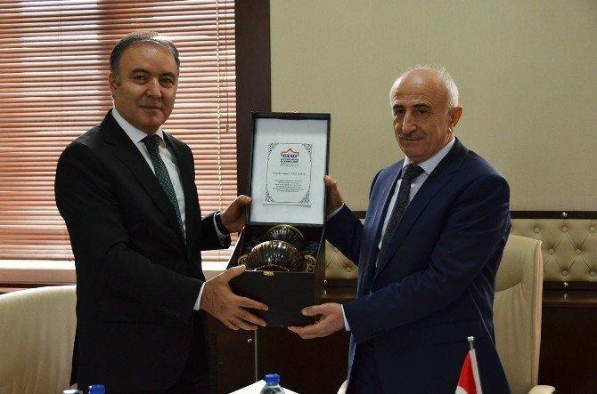 Kudaka 72.yönetim Kurulu Toplantısı Bayburt'ta Gerçekleştirildi