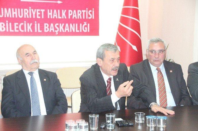 Bilecik'te CHP İl Kongresi Yaklaşıyor