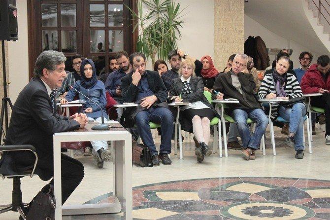 Prof. Dr. Gürsoy Serdivan Akademi'nin Konuğu Oldu