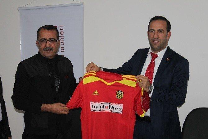 Yeni Malatyaspor'a İsim Sponsoru