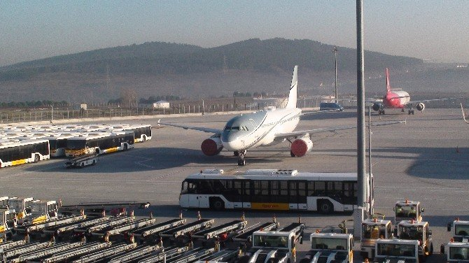 Sabiha Gökçen Havalimanı'nda Hayat Normale Döndü