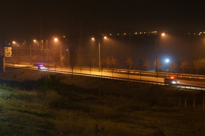 Polis ekipleri Sabiha Gökçen Havalimanı çevresinde kırmızı alarma geçti