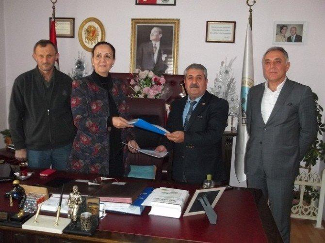 Saltukova Belediyesi İle Belediye-iş Sendikası Arasında Toplu Sözleşme İmzalandı