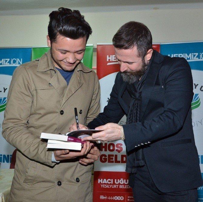 Doğanşehir, Akçadağ, Darende Ve Yeşilyurt'ta 'Dua Ve Şiir' Gecesi