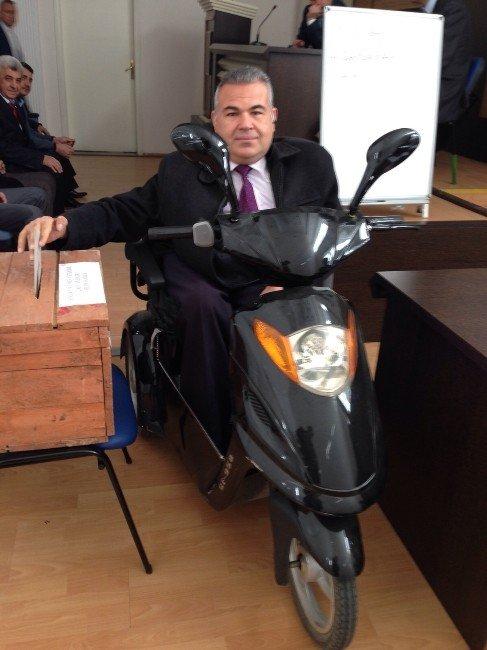 Sivil Toplum Kuruluşları Arasında SYDV Mütevelli Heyeti Seçimi Yapıldı