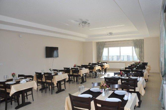 Tunceli Üniversitesi Sosyal Tesisi Açıldı