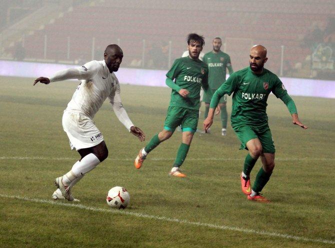 Akhisar Belediyespor: 0 - Karşıyaka: 2
