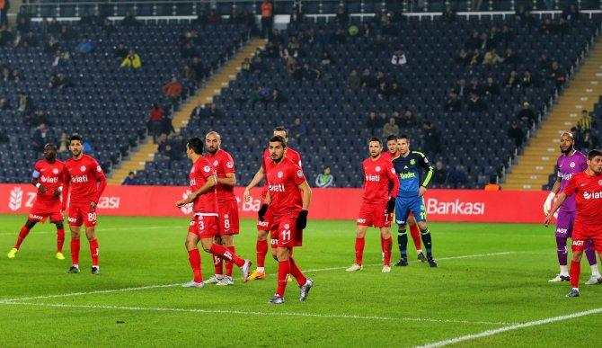 Fenerbahçe: 4 - Antalyaspor: 2
